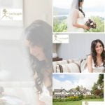 Joe and Lynsey married at Linthwaite House Hotel