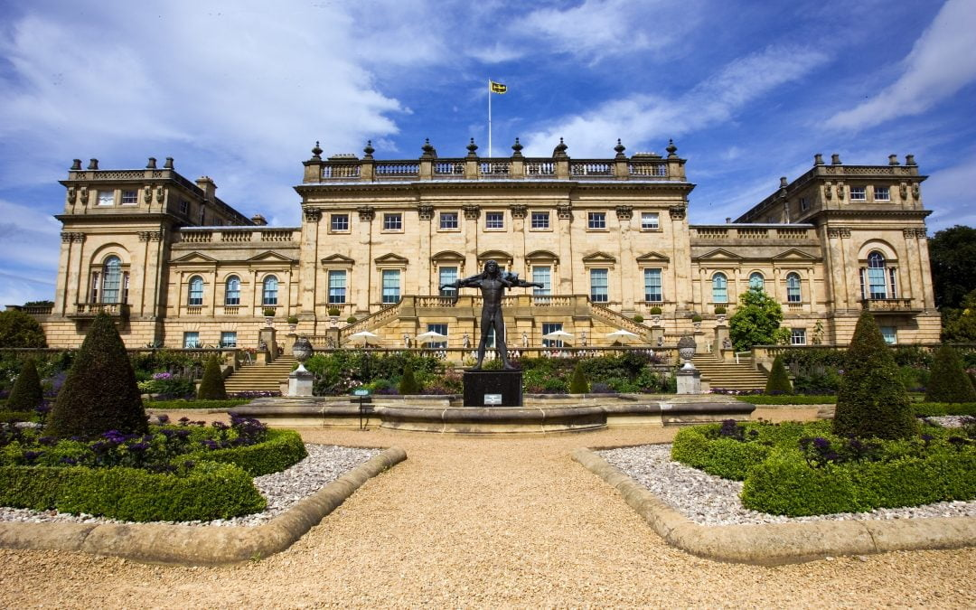 Harewood House // A stunning Venue in the heart of Yorkshire