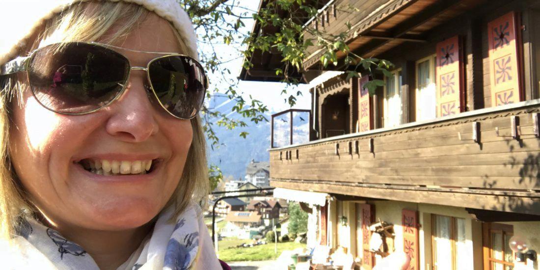 Just Do It: Brave New Adventures in Switzerland