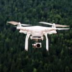 drones wedding