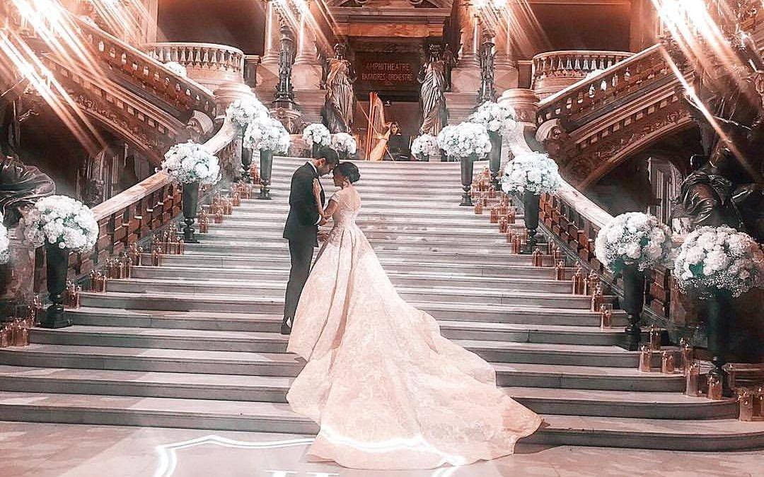 Filming the wedding of Vicki Belo and Hayden Kho