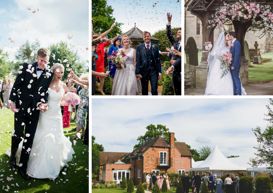 Weddings at home by a UK wedding videographer