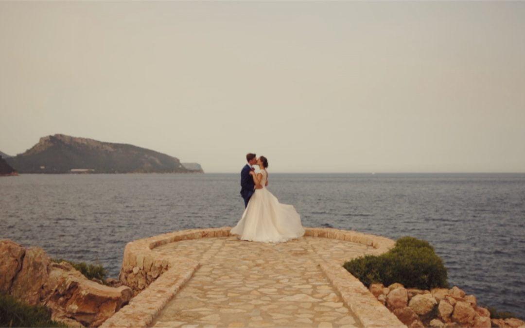 A Mallorca wedding with a party vibe