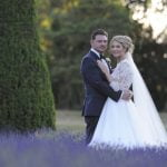 Lizzie Nick Hengrave Hall wedding film