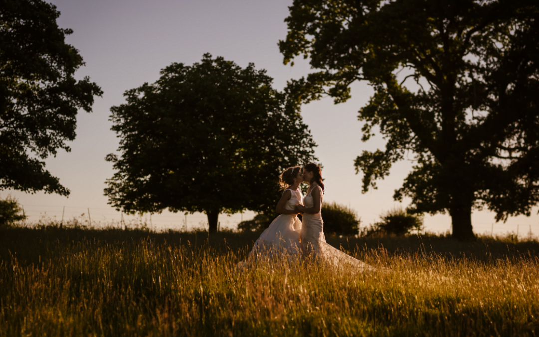 Aldby Park in Yorkshire – a marvellous marquee wedding