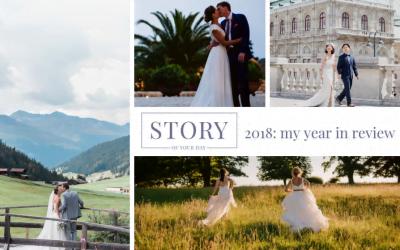 2018: A Wedding Videographer's Highlights