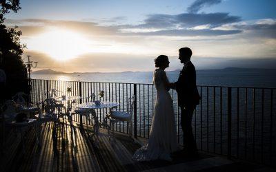 Destination weddings in Sorrento: la dolce vita