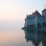 Château de Chillon Switzerland wedding venues