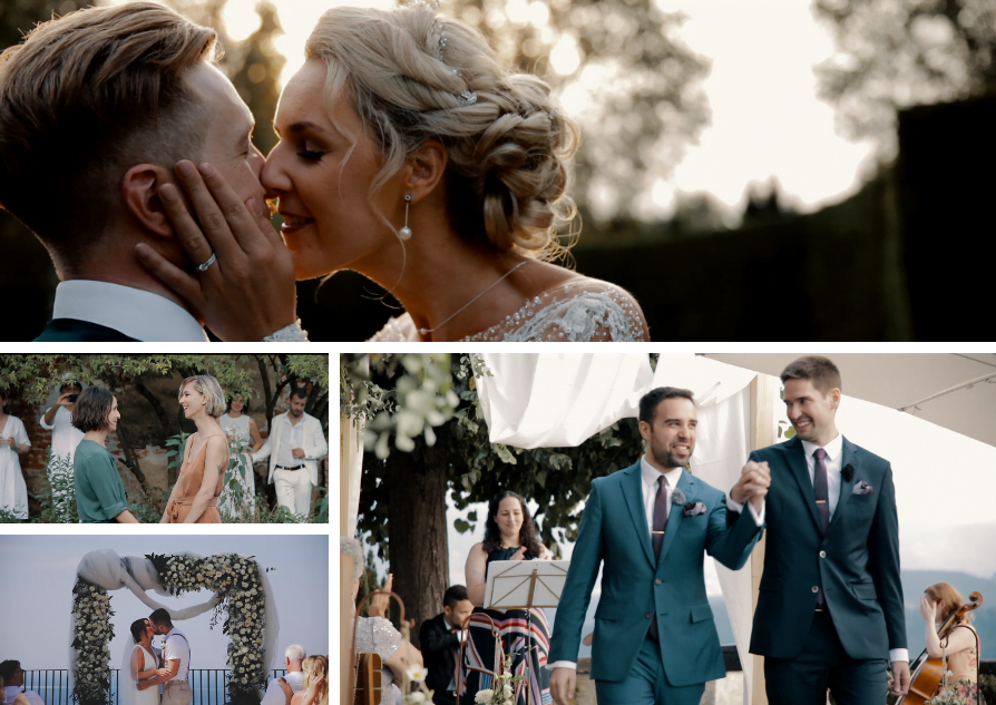 10 reasons NOT to have a wedding videographer