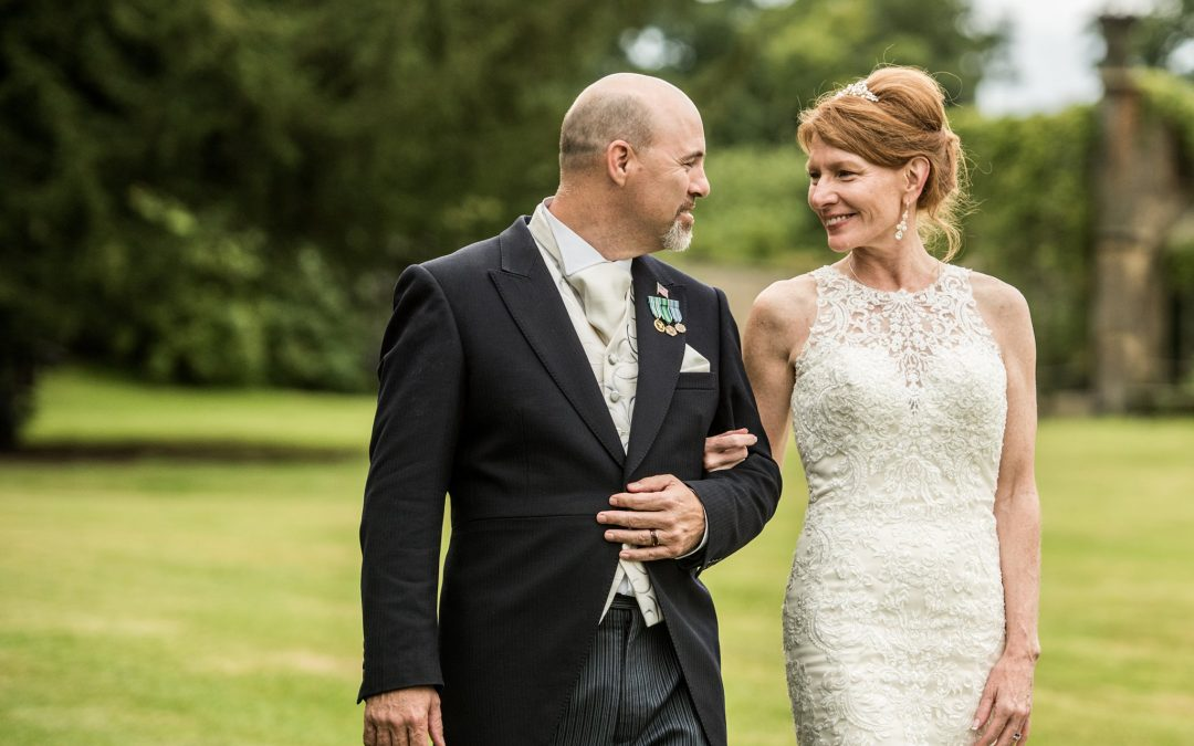 A US Independence Day Wedding in the Heart of Yorkshire