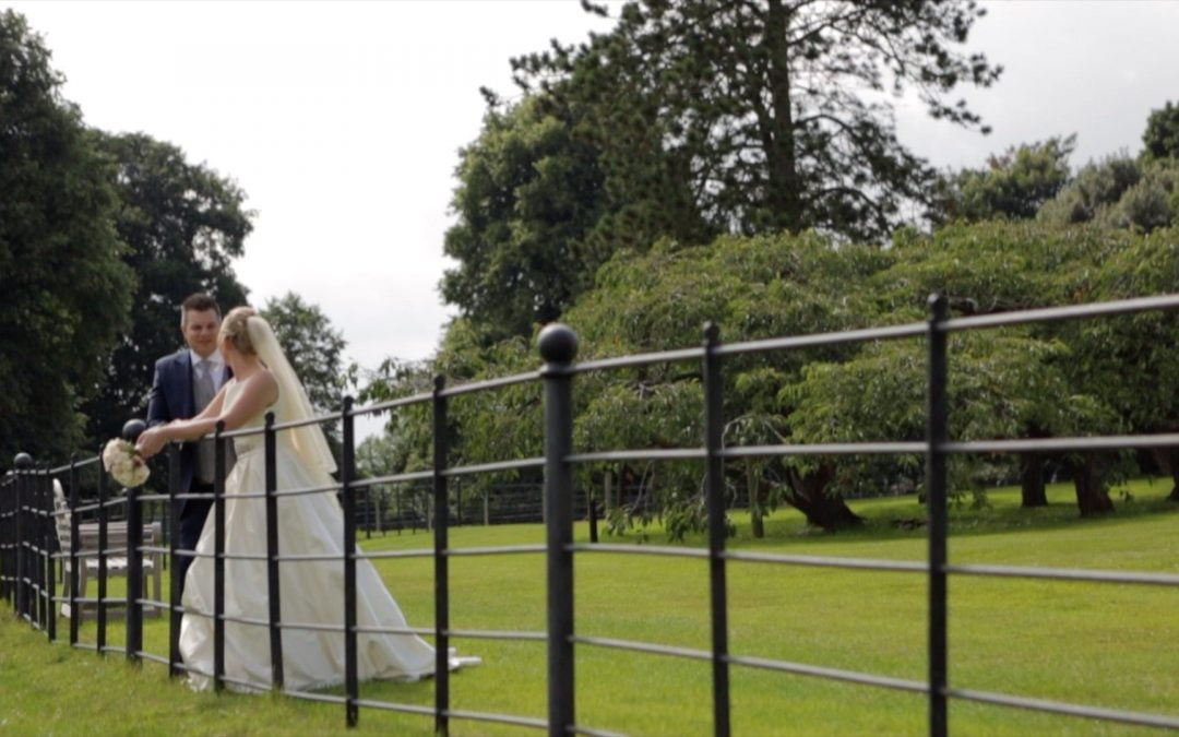 A Very British Summer Wedding at Goldsborough Hall