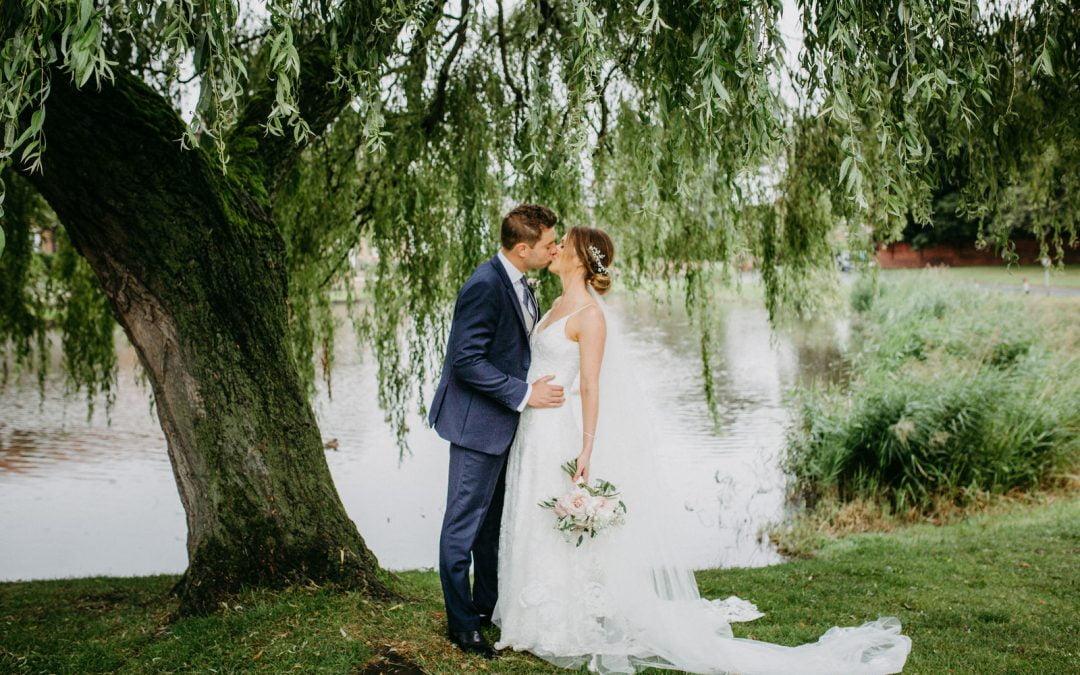 Rain Won't Ruin Your Wedding When Love is all Around