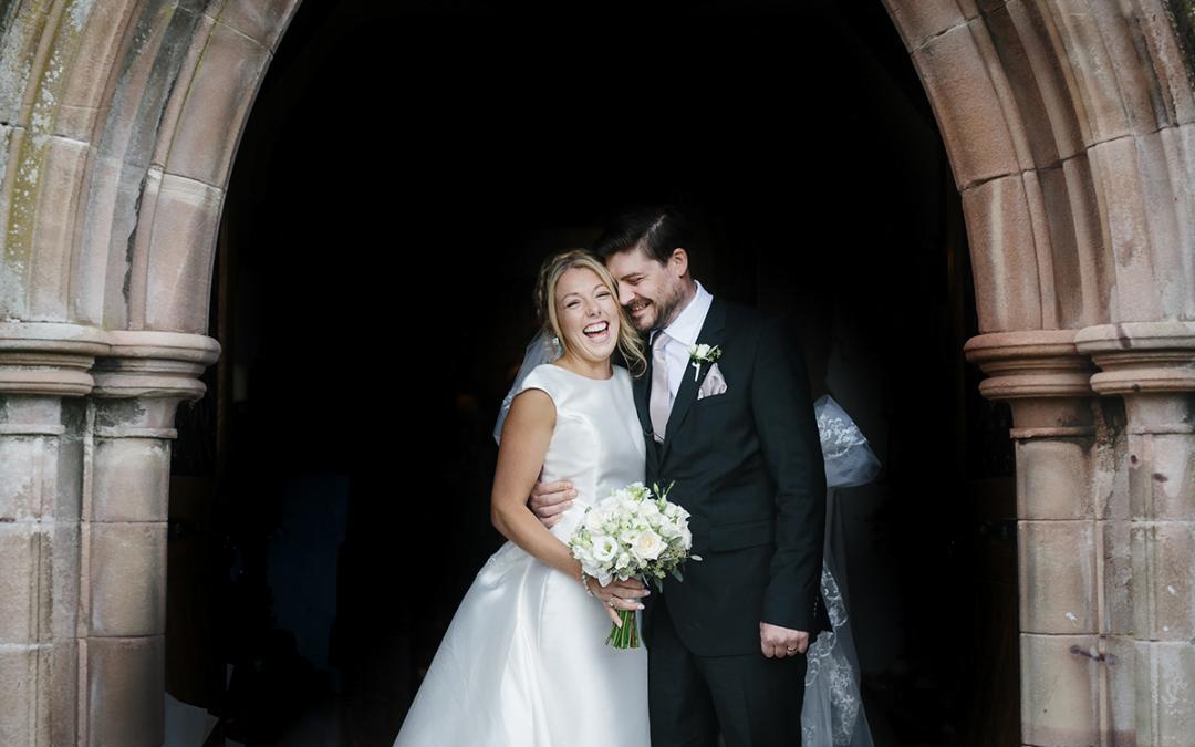 A Romantic Rainy Day Lake District Wedding Film