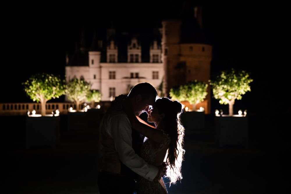 A Luxury French Wedding at Château de Chenonceau