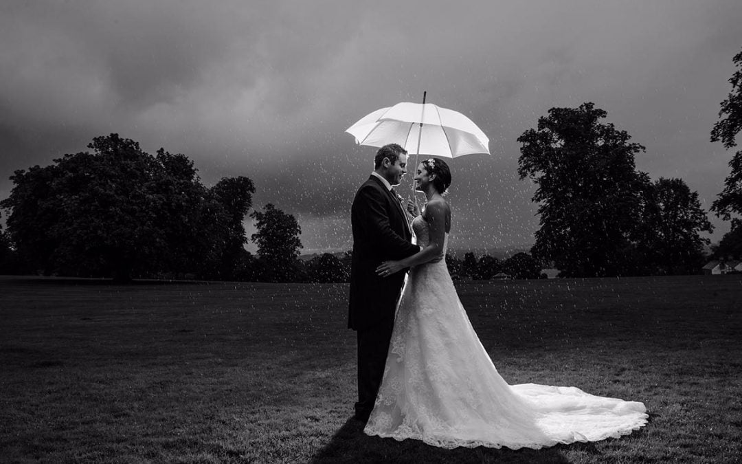 A Stylish Summer Wedding at an Exclusive Yorkshire Country Estate
