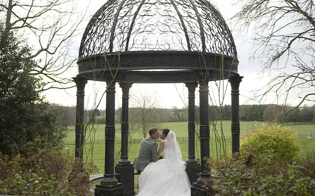 Friends Become Lovers and Marry in a Classical Yorkshire Wedding.