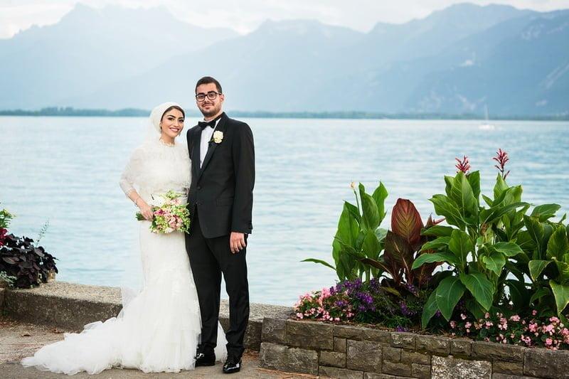 Luxury Arabian Wedding on the Pearl of the Swiss Riviera
