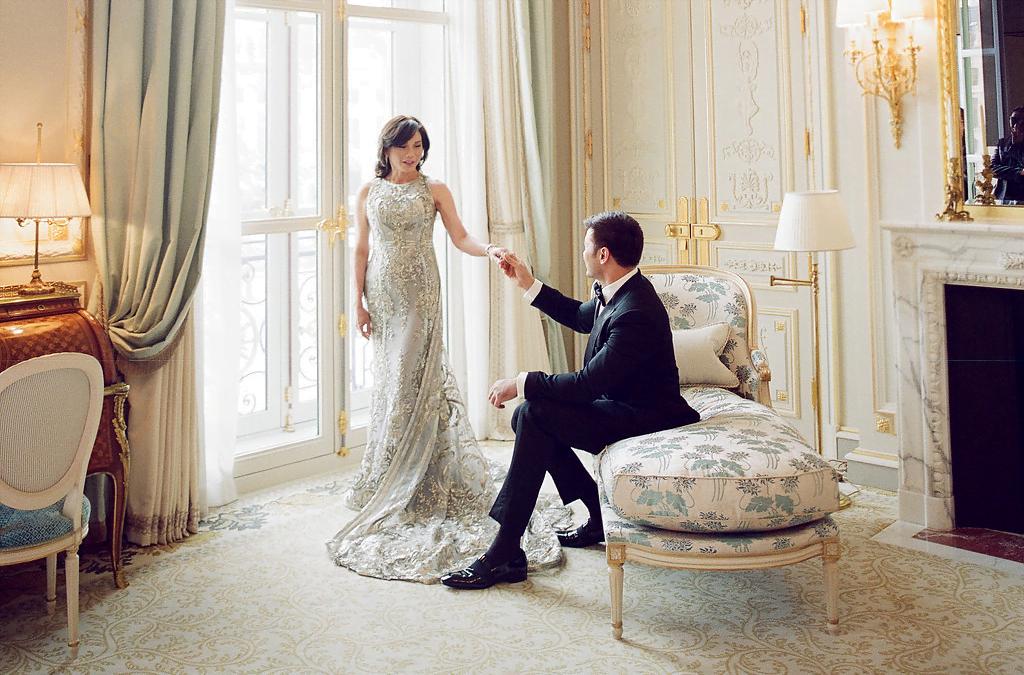 'The Wedding of the Century' of Vicki Belo and Hayden Kho in Paris