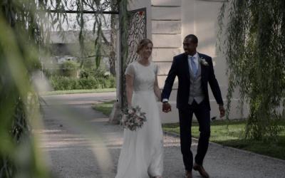 An Olympic Wedding at Schloss Gurhof in Austria